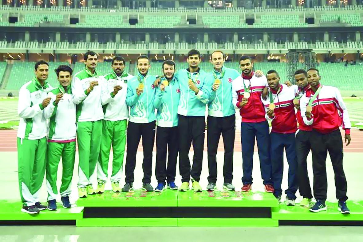 الزبير يشارك في اجتماع عمومية «المجلس الأولمبي الآسيوي»