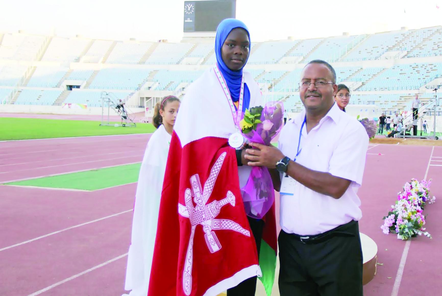 منها 3 ذهبيات و7 فضيات و3 برونزياتمنتخباتنا المدرسية تتقلد بـ 13 ميدالية في «الجمنزياد» العربي