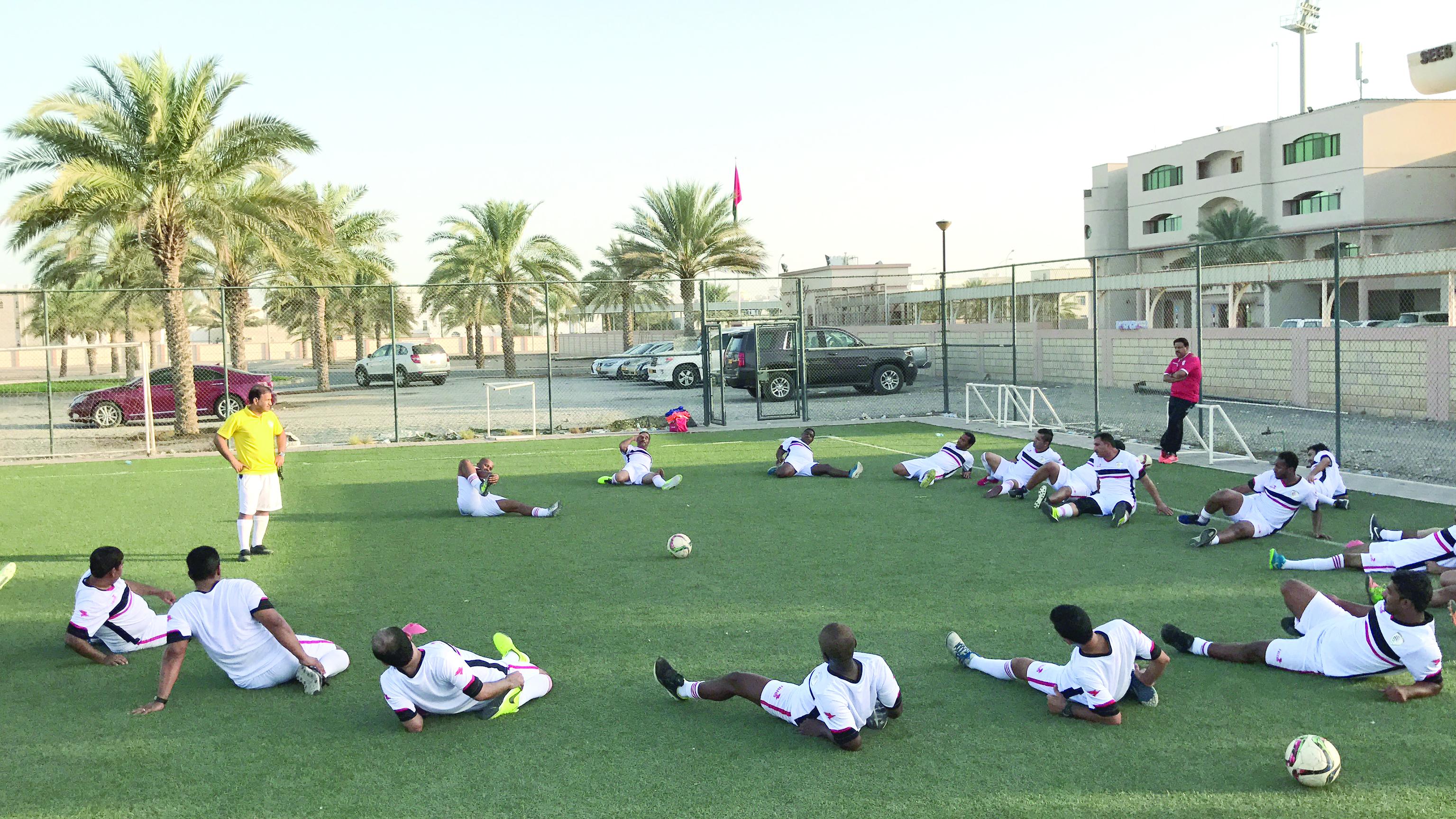 اتحاد القدم يطلق دورات تدريبية للمستوى D