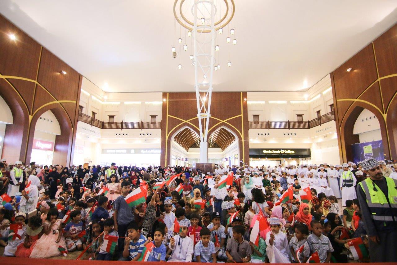 ahlibank's Carnival at Nizwa Grand Mall receives overwhelming response