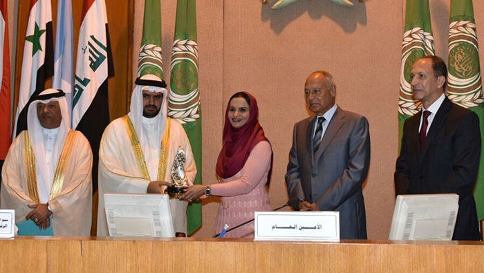 Suhail Bahwan chairman wins award for Voluntary Work