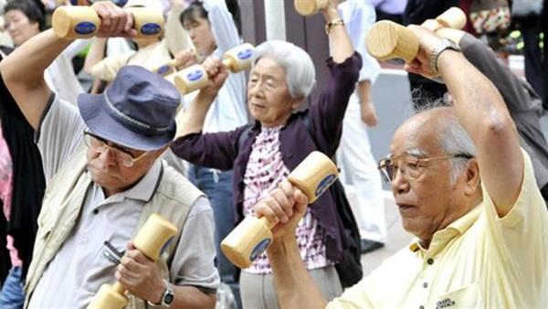 68 ألف معمر في اليابان وعددهم بارتفاع