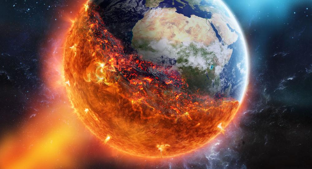 خبراء: نهاية العالم في الـ23 من الشهر الحالي!