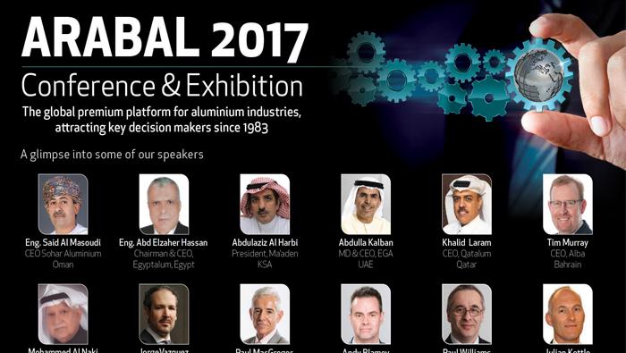 Sohar Aluminum to host 21st edition of ARABAL on November 6