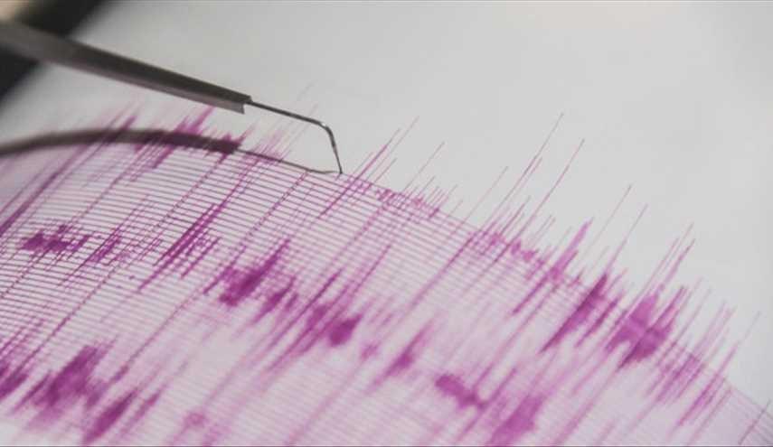 زلزال بقوة 46.4 درجة يضرب فانواتو بالمحيط الهادي