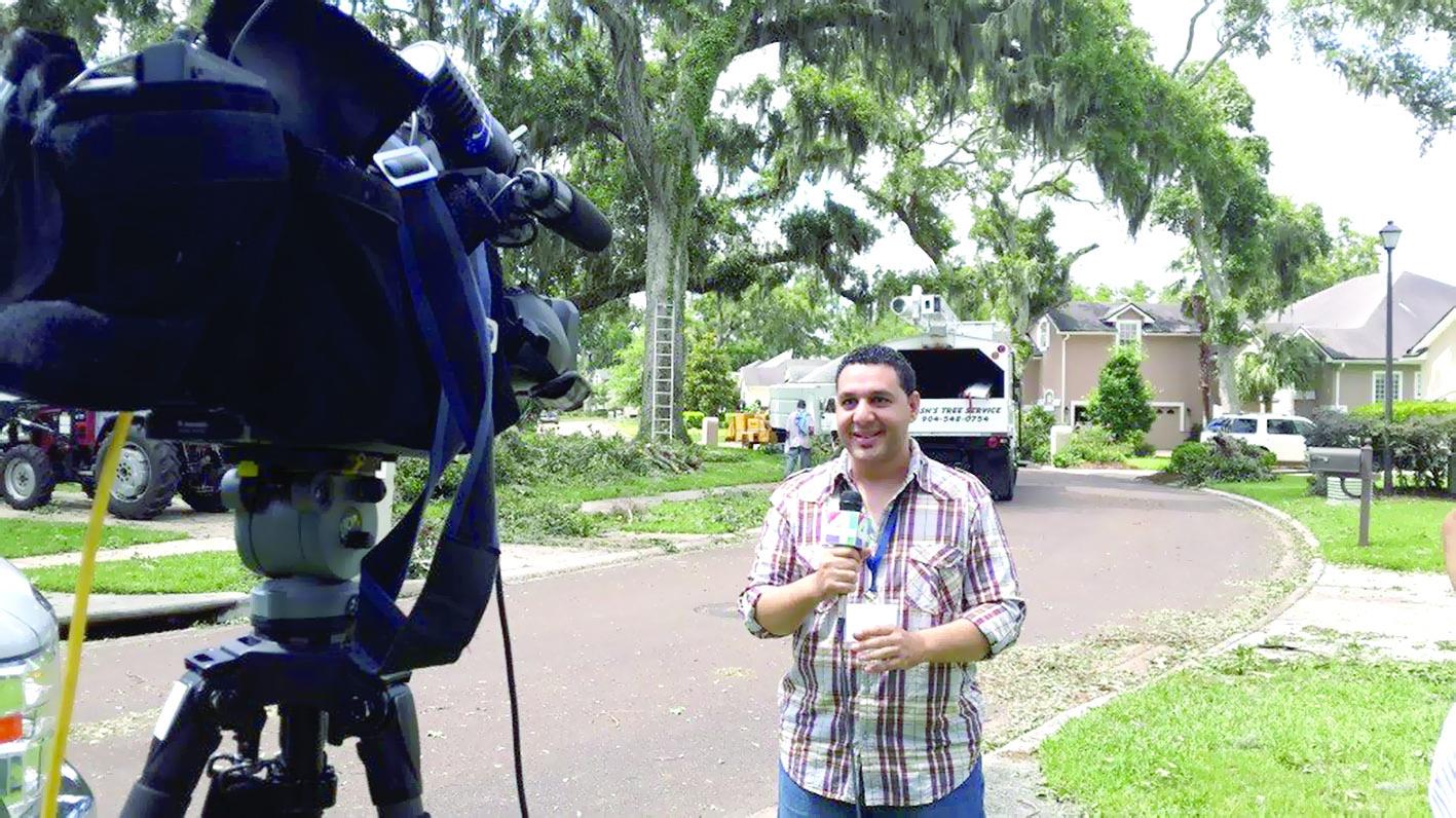 الإعلامي أحمد آل عثمان:شبكـــات التـــواصــل الاجتماعي سلاح ذو حدين