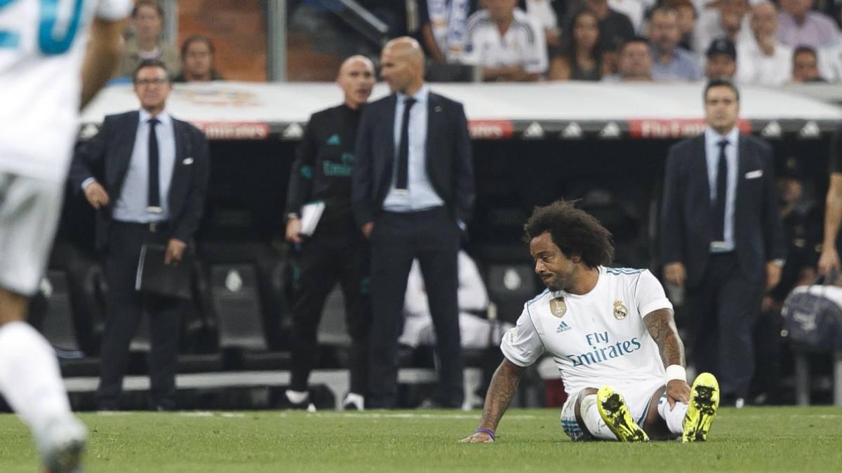 مارسيلو يزيد مصائب ريال مدريد