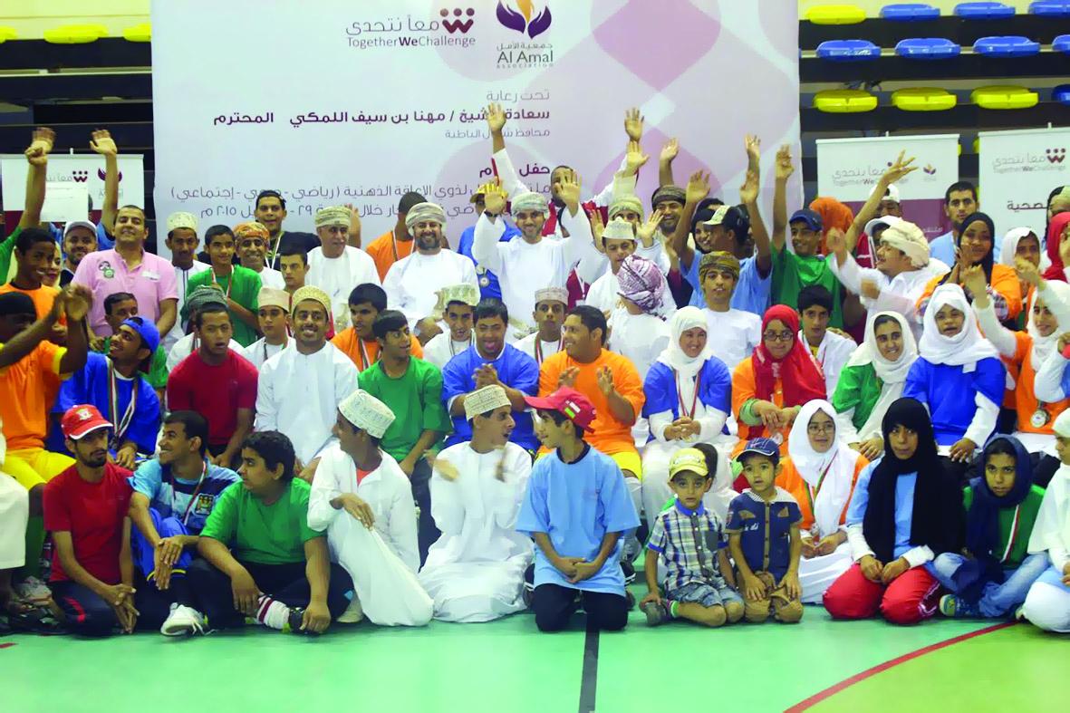 «الأولمبياد الخاص» تنظّم ملتقى توعوياً بجامعة صحار