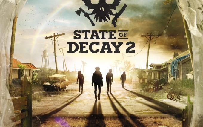 متاجر البيع ترصد موعد صدور لعبة State Of Decay 2