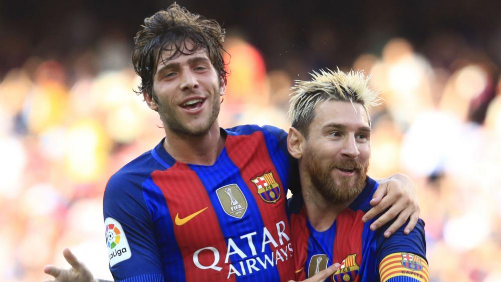 الصراع يحتد بين قطبي مانشستر على موهبة برشلونة