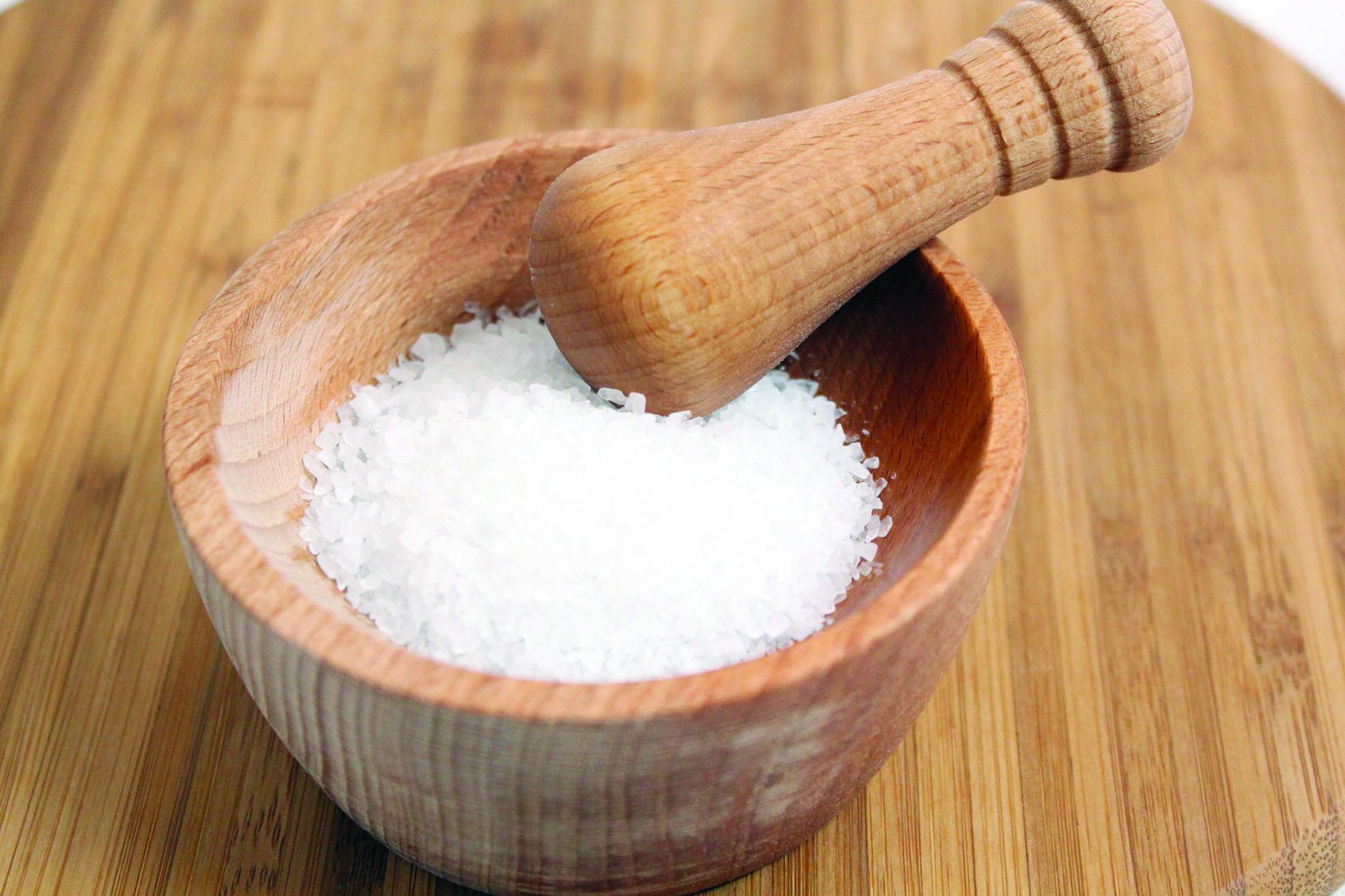 فوائد الملح لجمالك