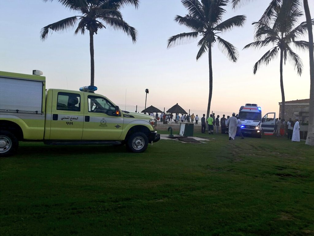 One drowns in Salalah, another critical