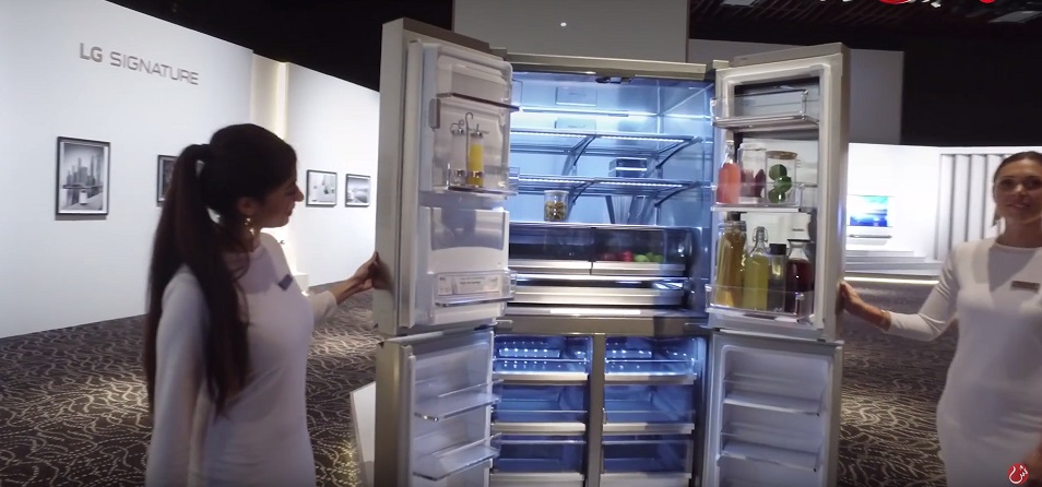 بالفيديو: «إل جي إلكترونيكس» تطلق مجموعتها الجديدة «إل جي سجنتشر»
