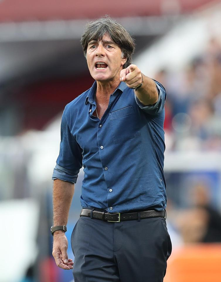 لماذا انتقد مدرب ألمانيا جماهير بلاده؟