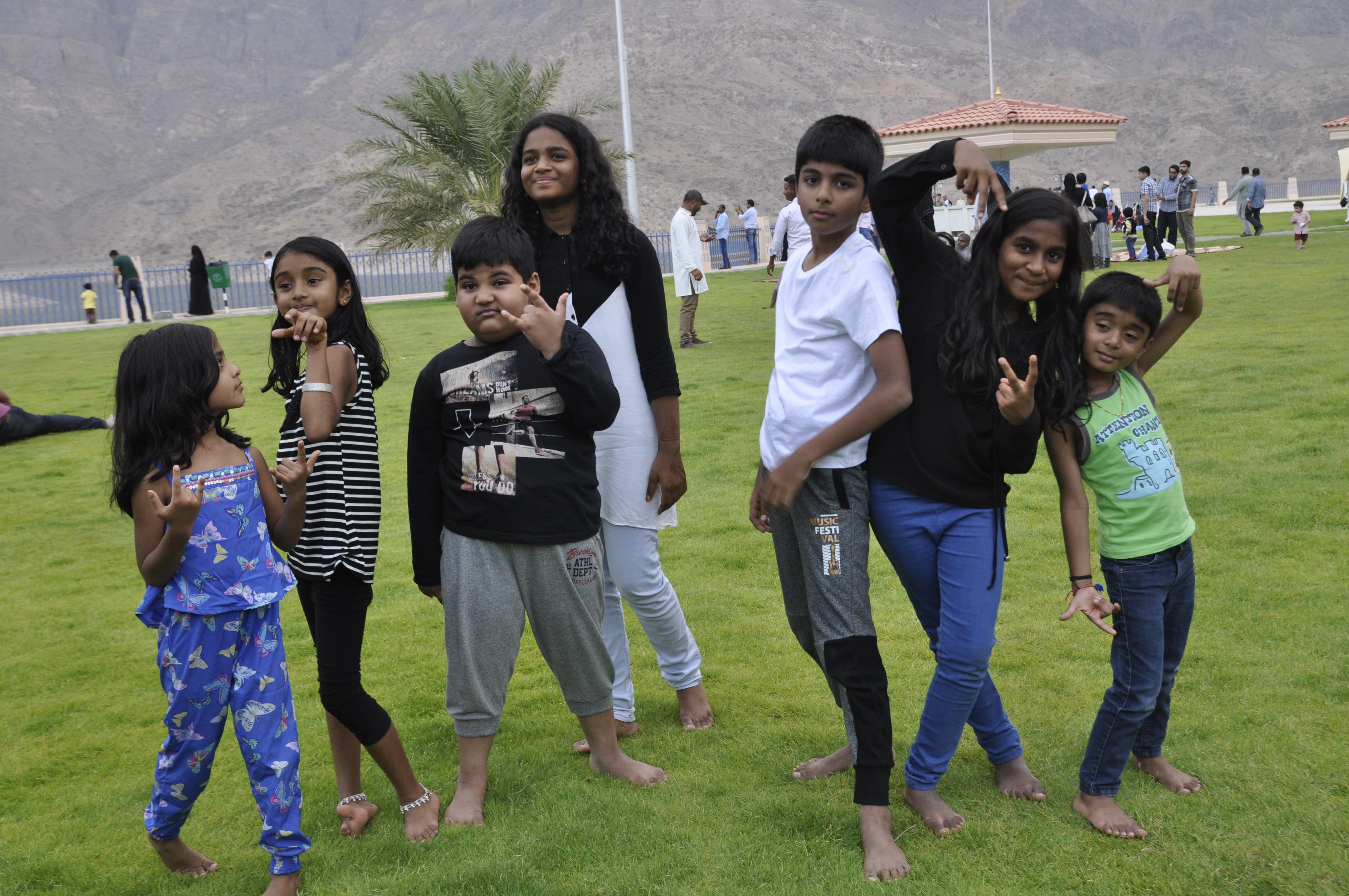 Huge footfall at Omani tourist sites during Eid holidays