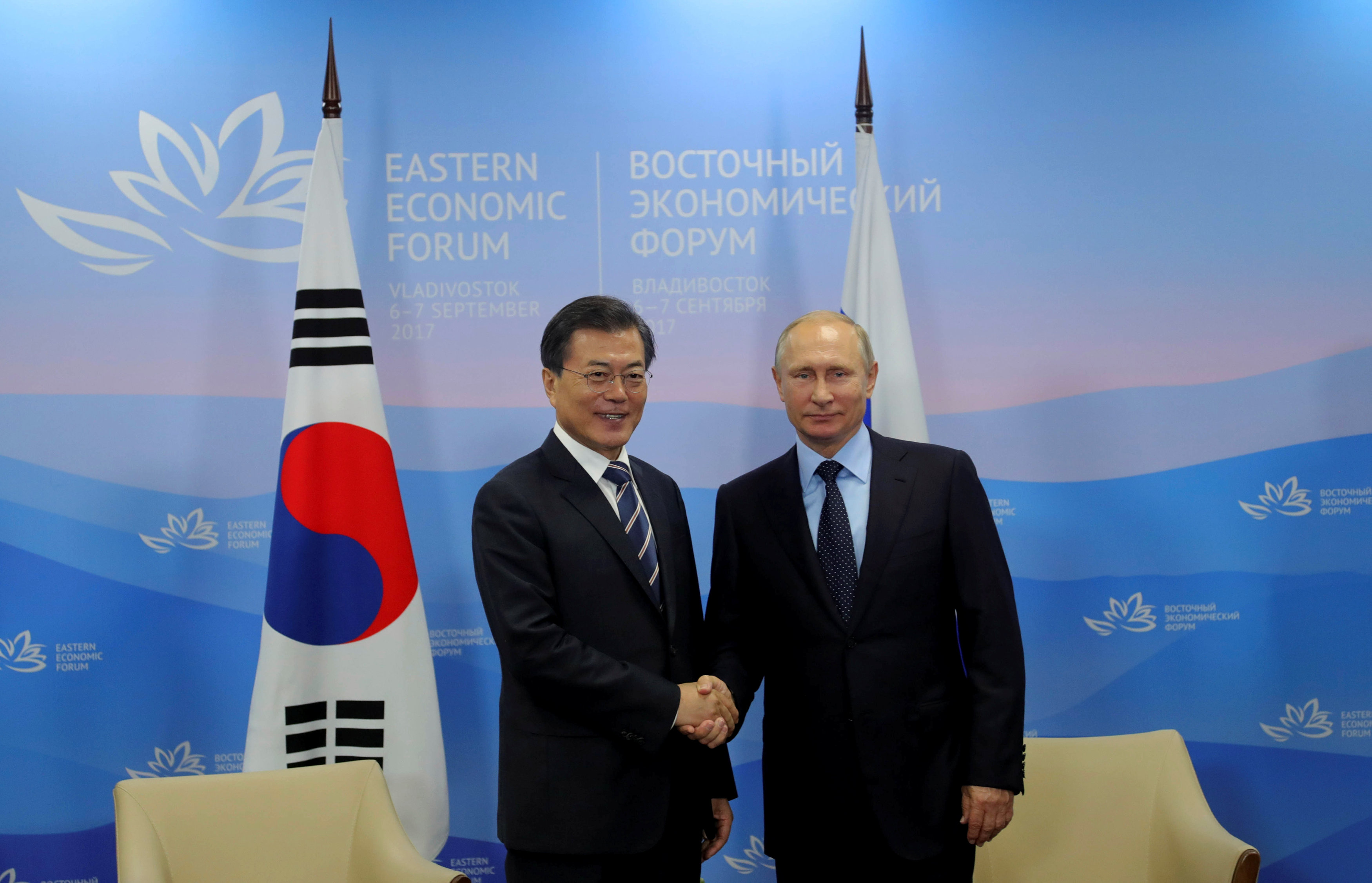 Sanctions, pressure alone will not resolve North Korea crisis, says Putin