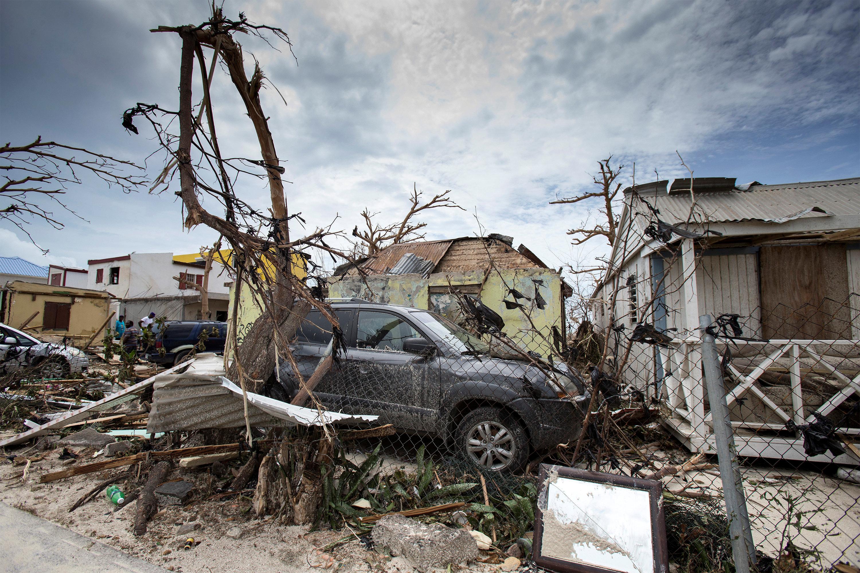"""وكالة الطوارئ: الإعصار إرما """"سينشر الدمار"""" في أمريكا"""