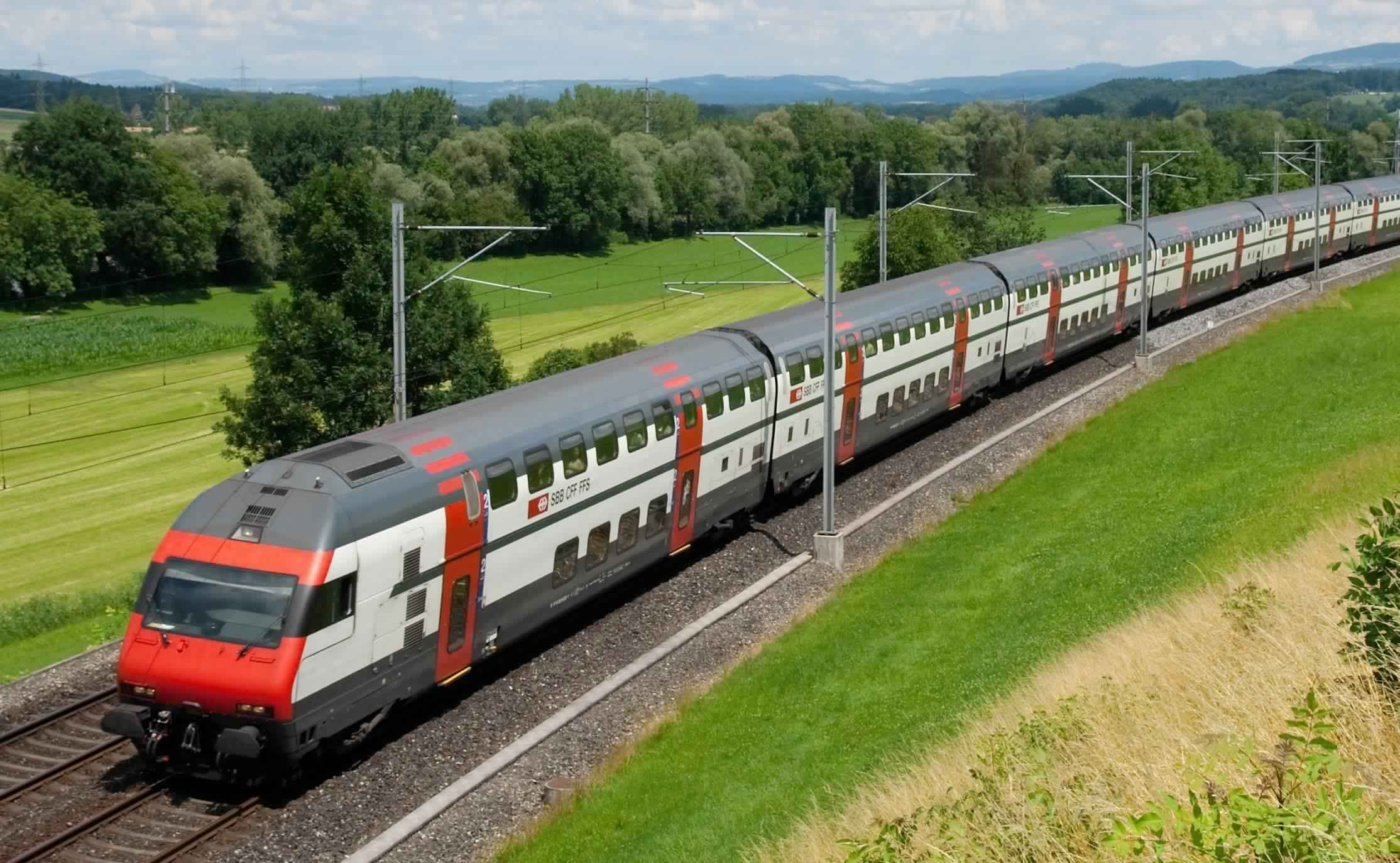 أول قطار عابر للقارات يربط لندن بطوكيو بطول 8 آلاف ميل