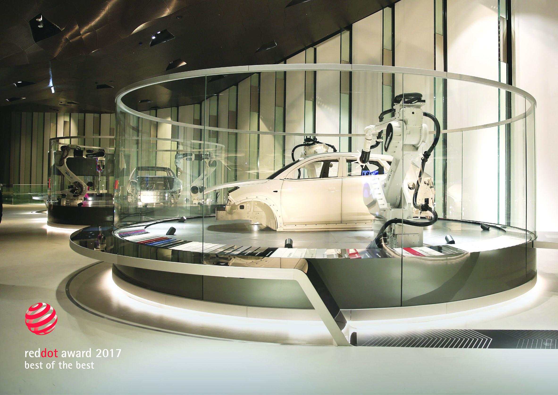 «هيونداي موتور» تحصد 5 جوائز من ريد دوت للتصميم