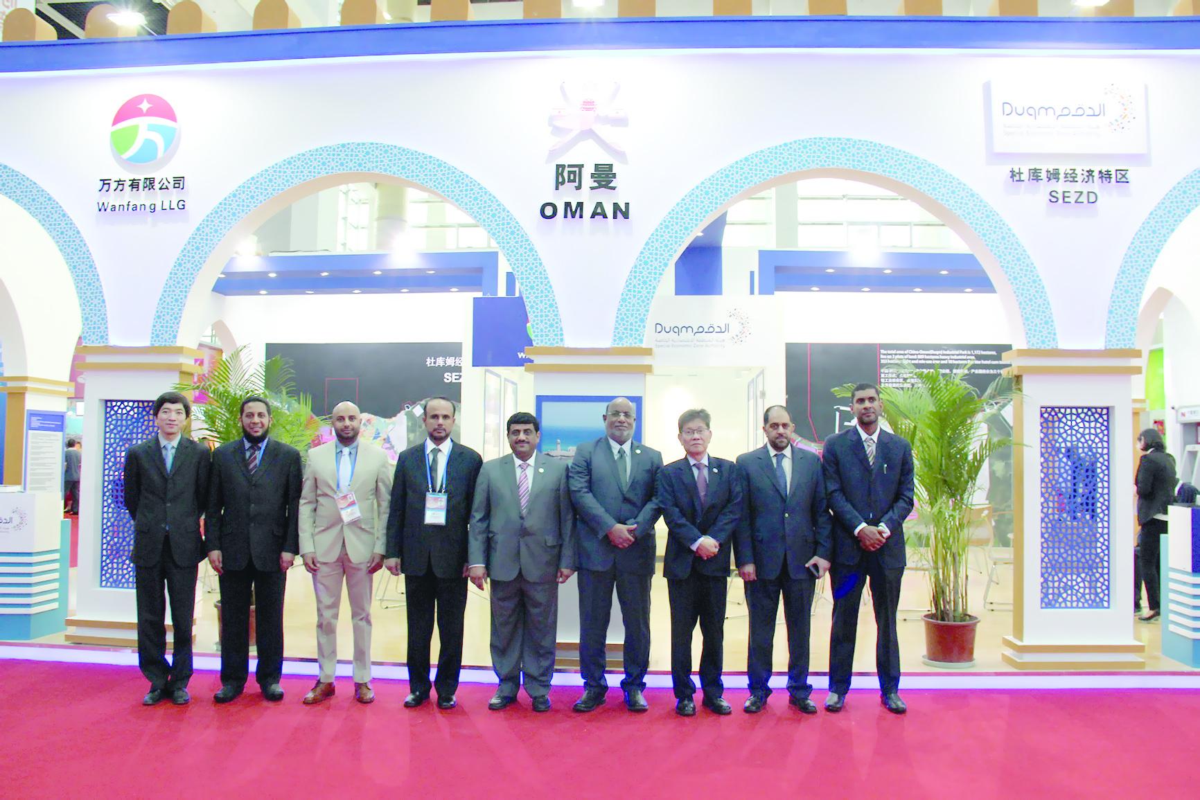 الصين تؤكد التزامها بتنفيذ مشاريع الدقم