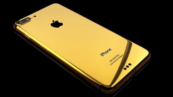 لعشاق الذهب .. هذا هو سعر آيفون الجديد المطلي بالذهب