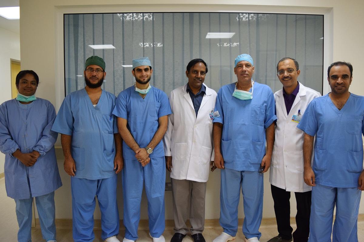 لأول مرة بمستشفى نزوى.. إجراء عمليتين في جراحة المخ والأعصاب