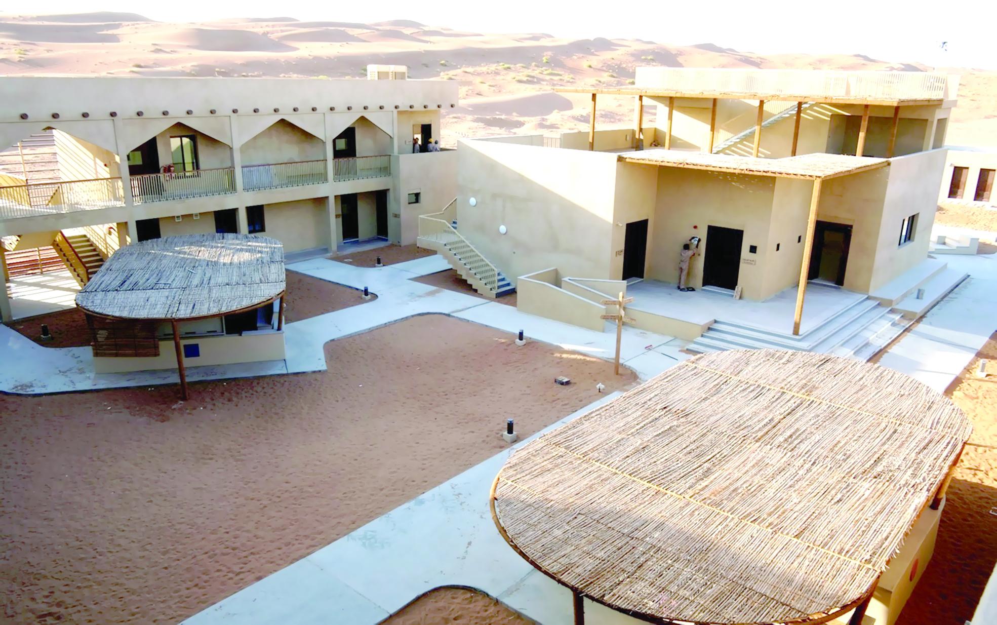 أوتورد باوند عُمان تفتتح أول مركز تدريب في رمال الشرقية