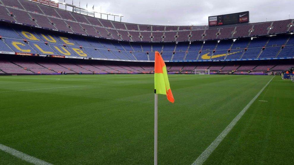 مباراة برشلونة ولاس بالماس تقام من دون جمهور