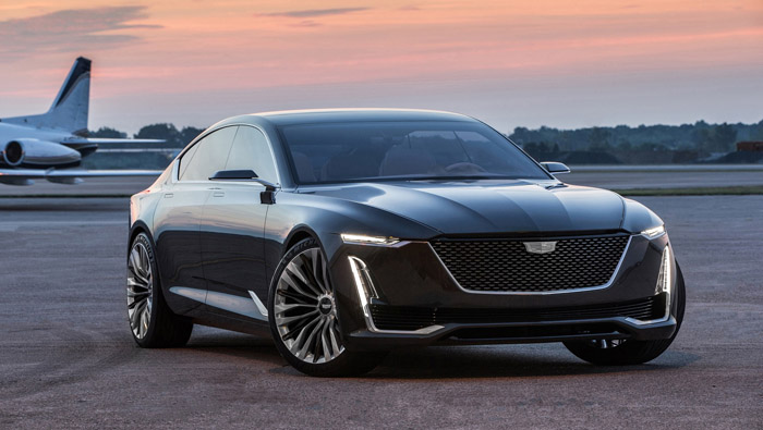 Design to take centre stage for Cadillac at 2017 Dubai International Motor Show