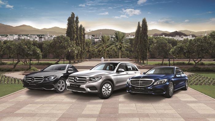 Mercedes-Benz Oman introduces 'Enlightened Elegance' offer