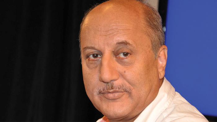 Anupam Kher is new FTII chairman