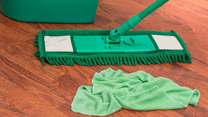 Five eco-friendly tips for cleaning your home