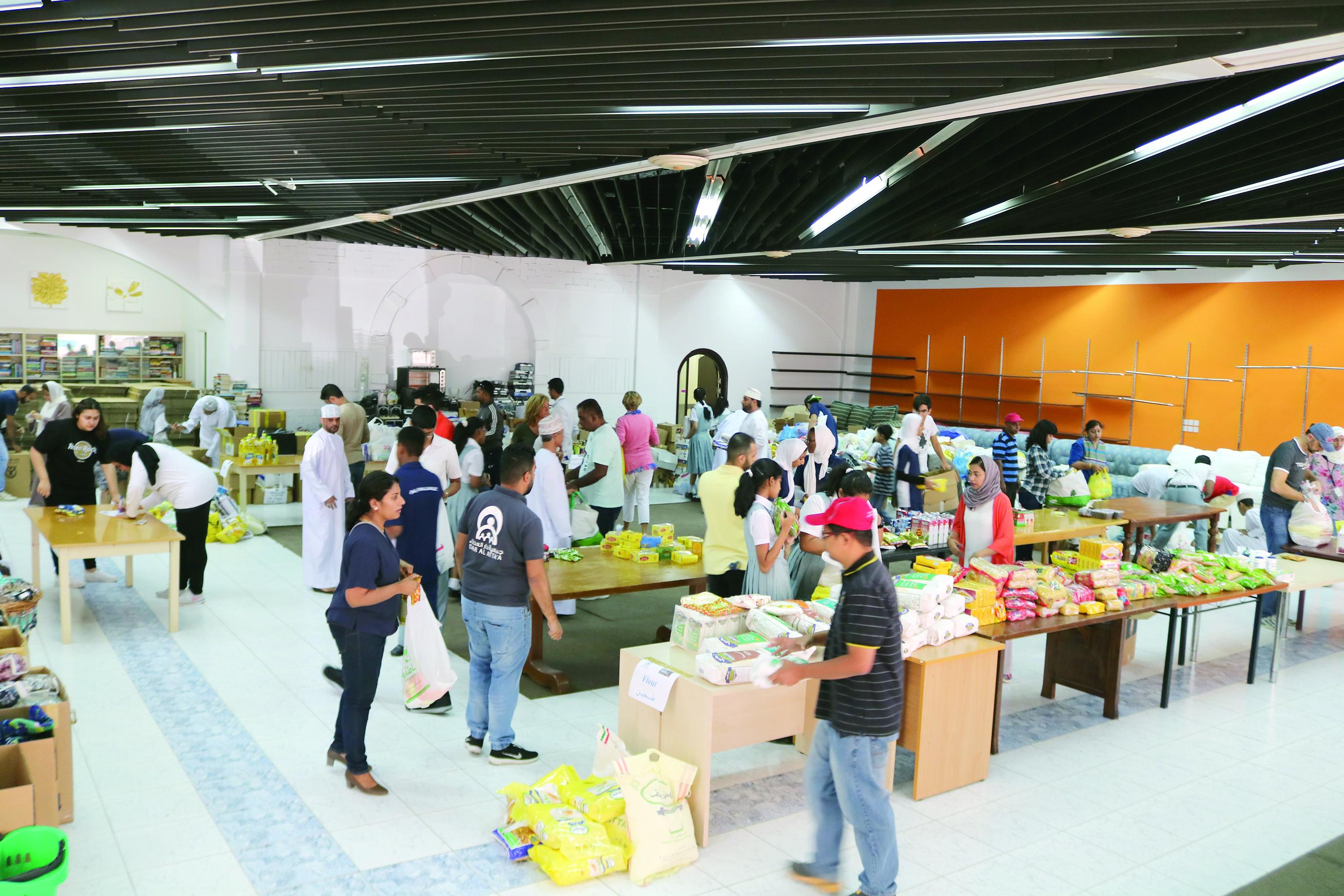«دار العطاء» تدعم 500 أسرة
