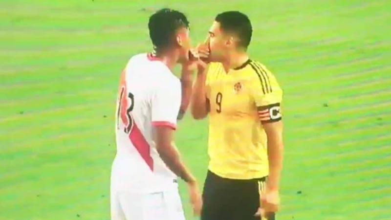 فالكاو يعترف بالحديث عن التعادل مع بيرو!