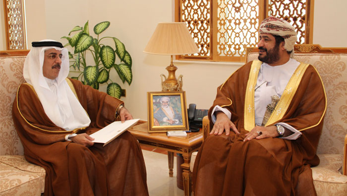 Civil service minister receives invite to global happiness, governance meets in Dubai