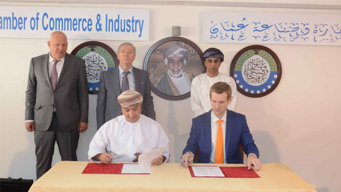 Oman Oil Company, Rusnano sign partnership agreement