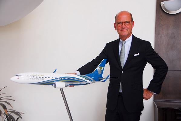 الرئيس التنفيذي للطيران العماني يستقيل