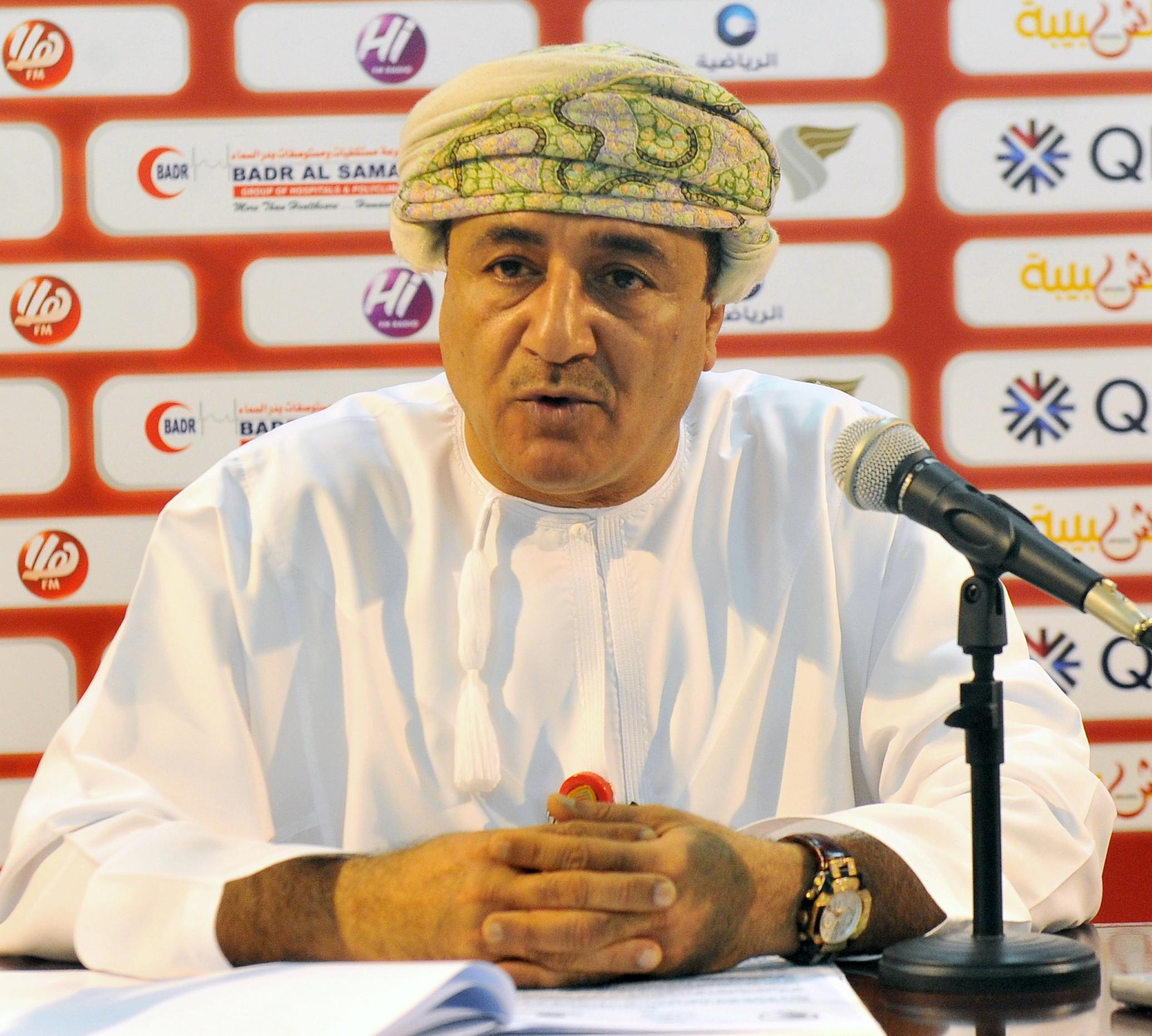 سعيد عثمان: اتفاقية التعاون مع الاتحاد القطري ستخدم الكرة العمانية