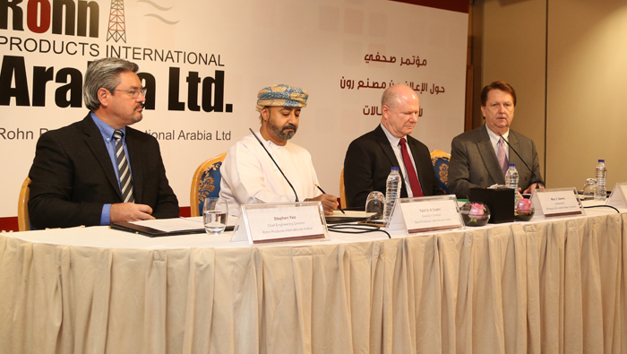 First telecom tower plant in Oman starts operation