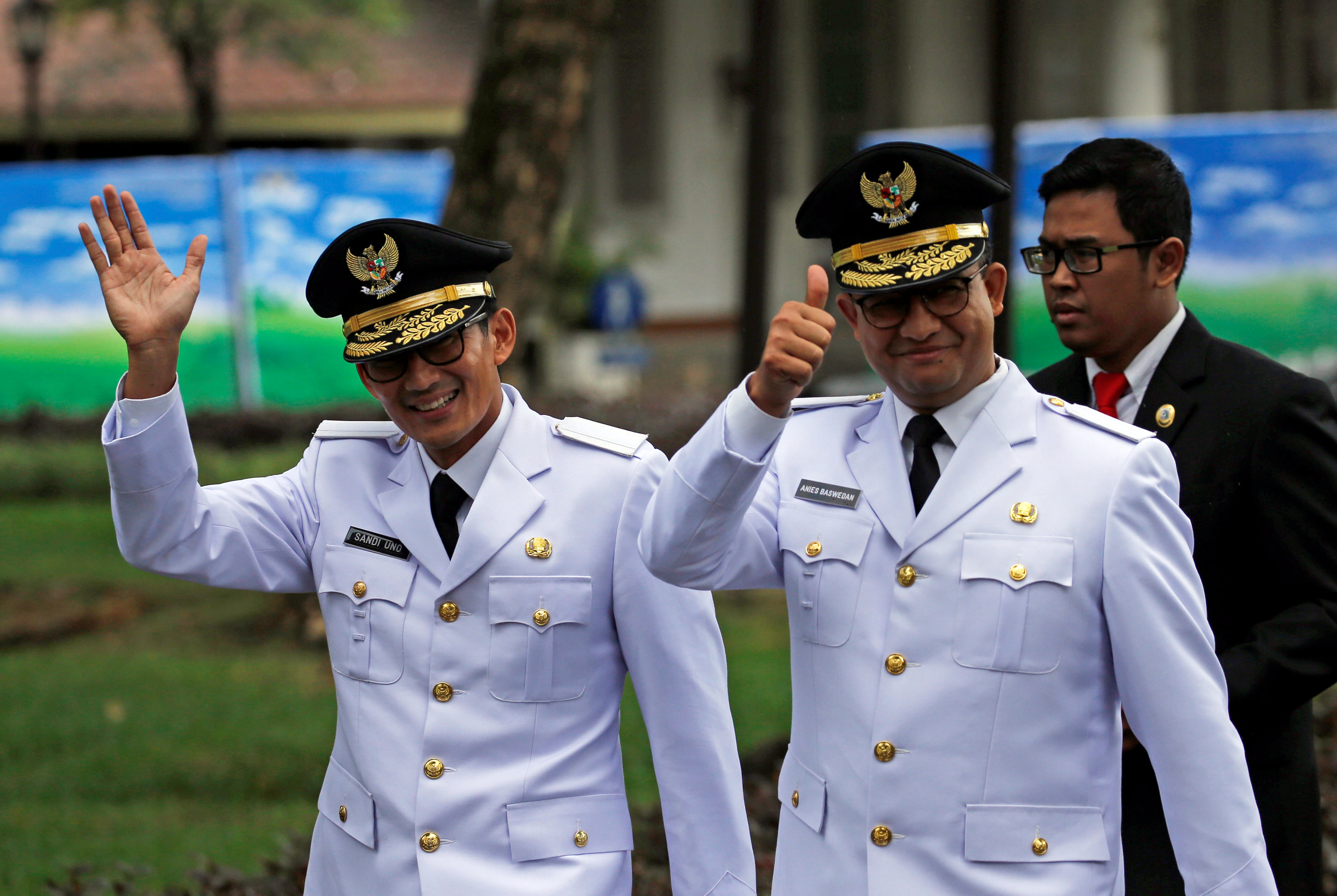 New Jakarta governor under fire for racially tinged speech