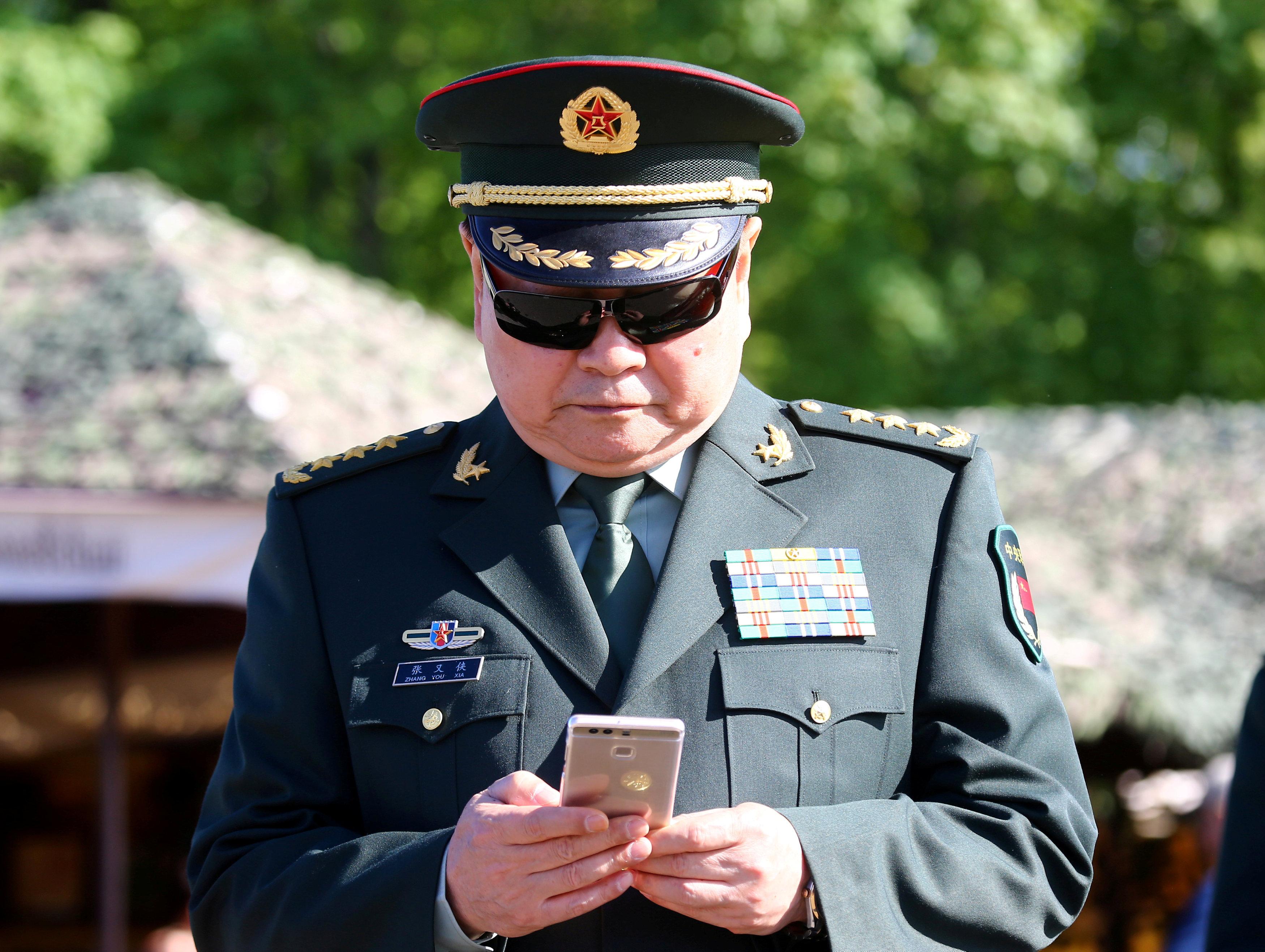China combat veteran Zhang Youxia, close ally of Xi Jinping, to get promotion