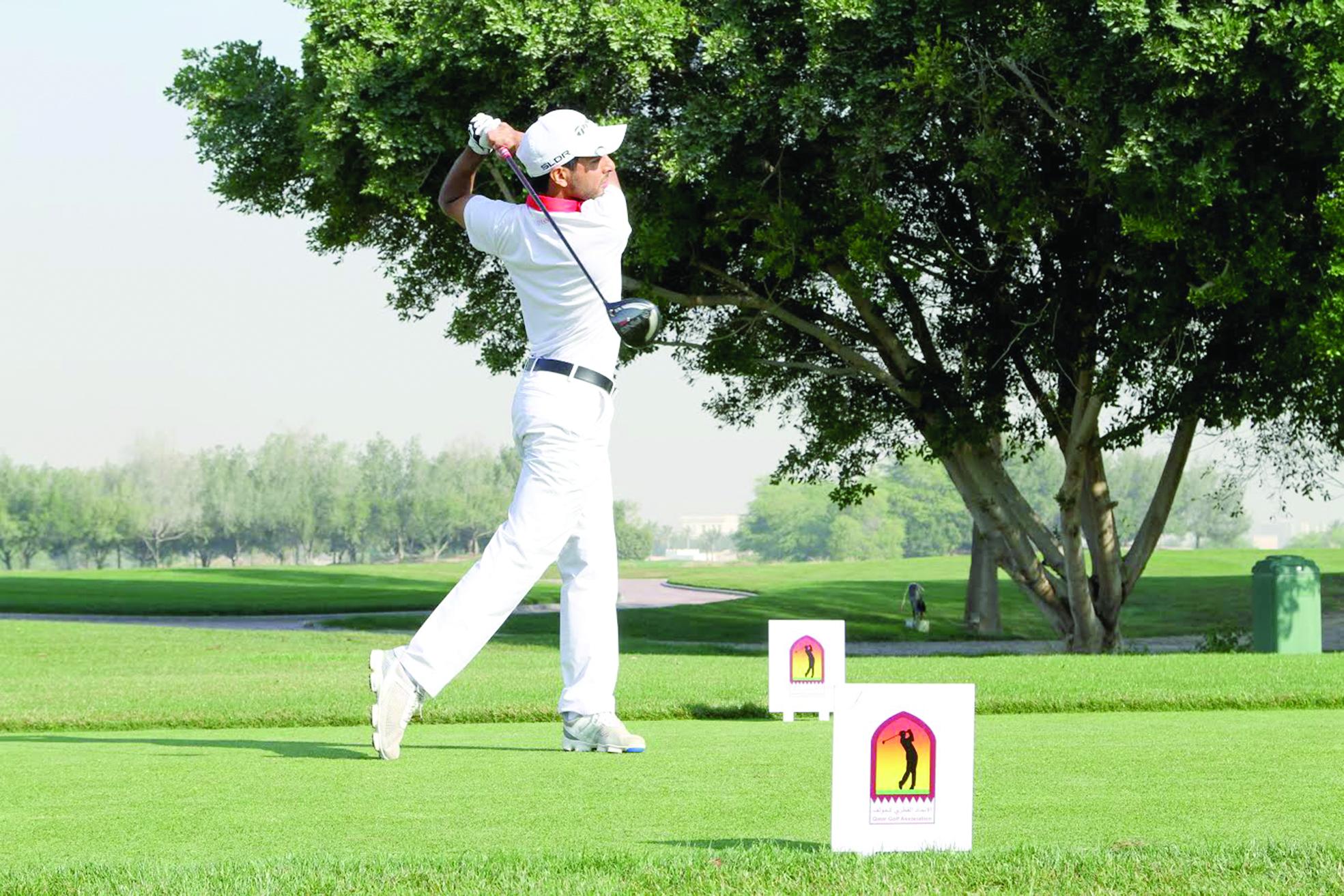الرمحي يفوز بكاس «برو أم» ويحل رابعاً في بطولة «آيلة للجولف»