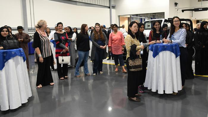 Dhofar Automotive hosts Ladies Open Day