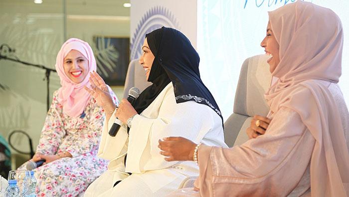 NBO shone the spotlight on women to celebrate Omani Women's Day