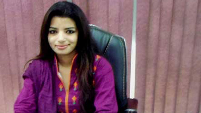 Missing Pakistani woman journalist rescued after two years