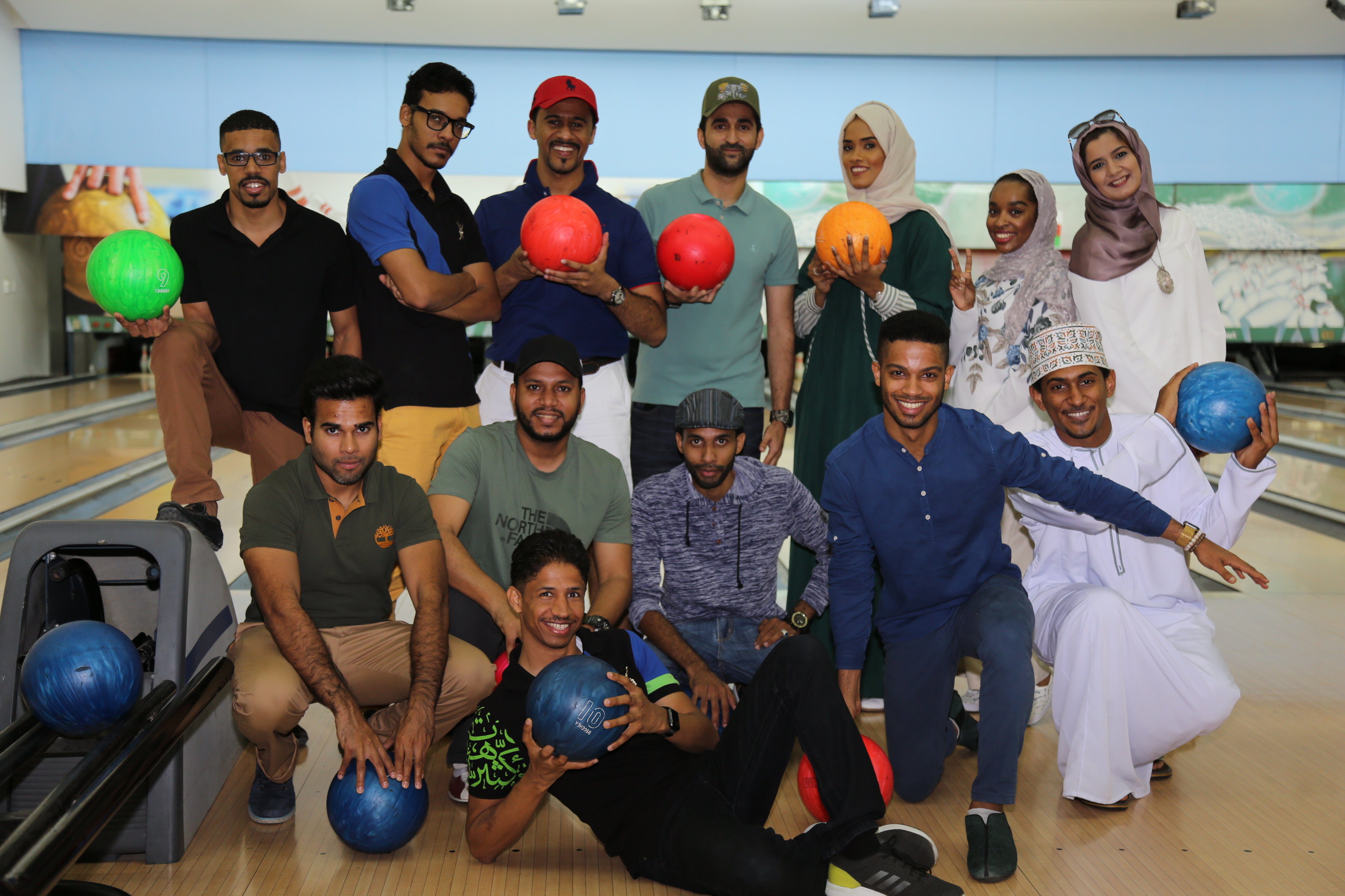 Knowledge Oman hosts Team-Building activities for the Community