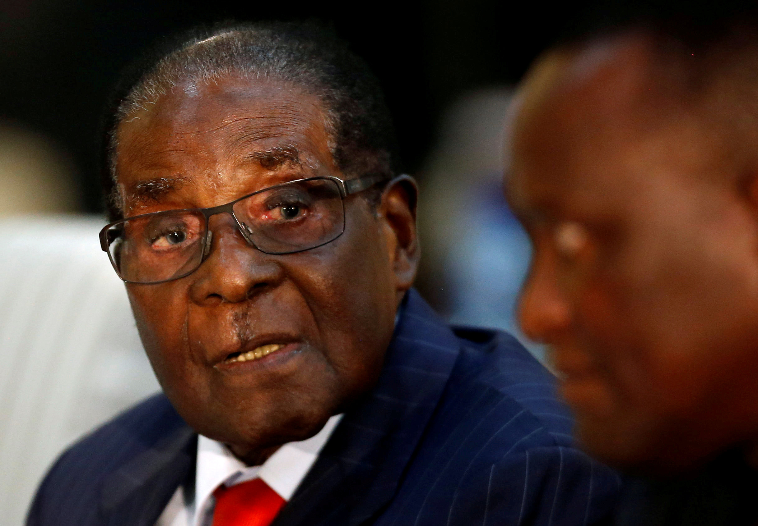 Zimbabwean president Mugabe removed as WHO goodwill ambassador after outrage
