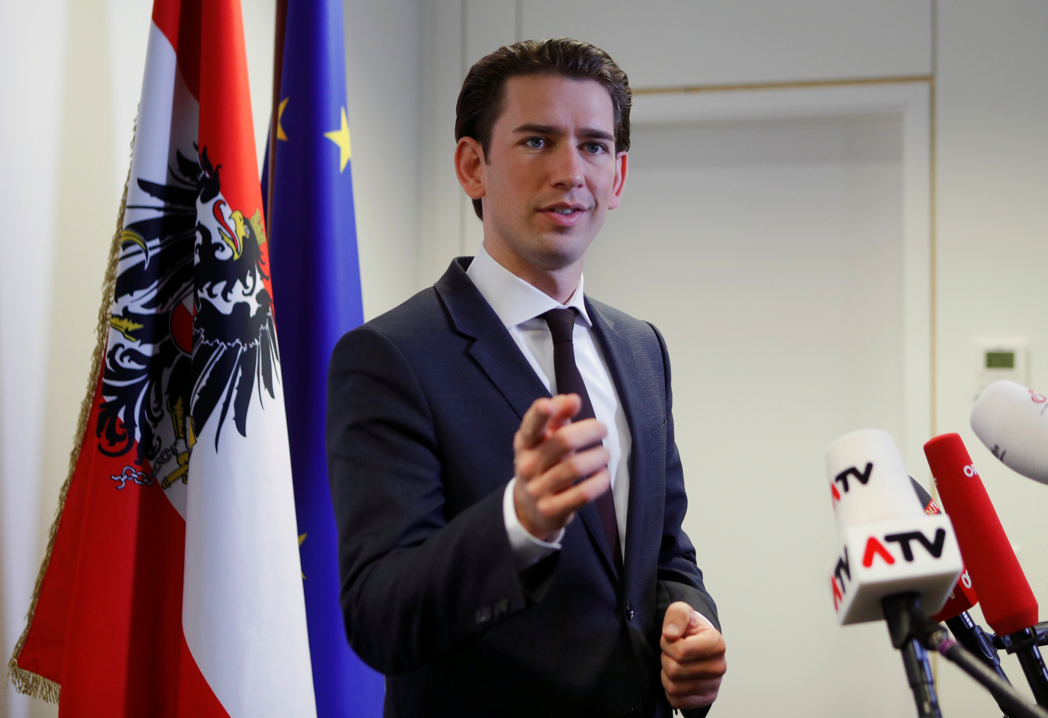 Austria's likely next chancellor hopes to form government in 60 days