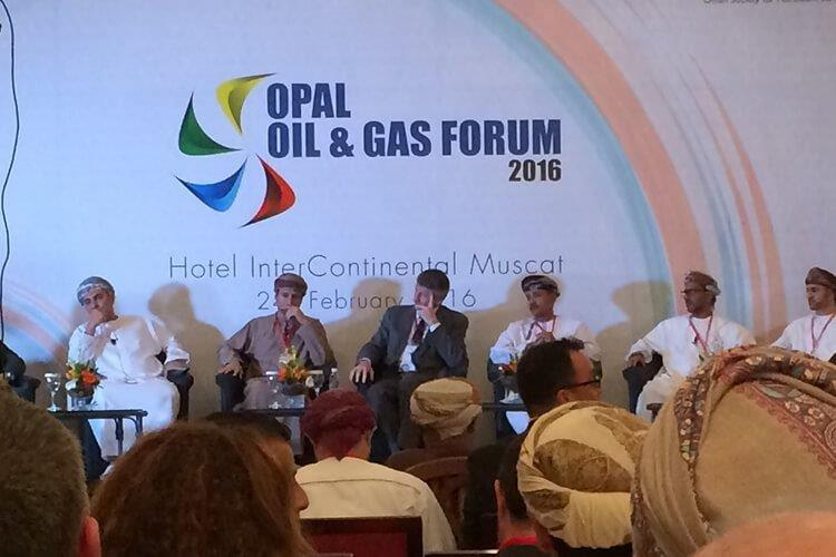 Opal Oil and Gas Conference to be held on October 30