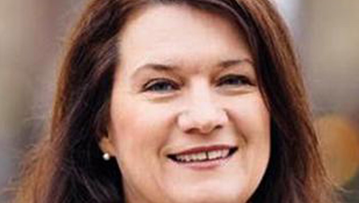 Swedish minister Ann Linde arrives in Oman for trade talks